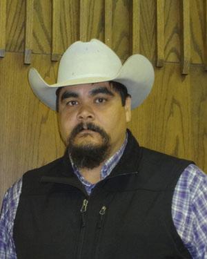Sheriff Jorge De La Cruz