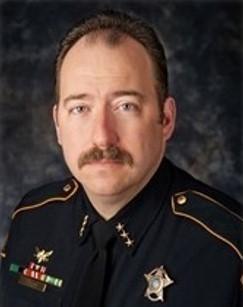 Sheriff Kelly Rowe